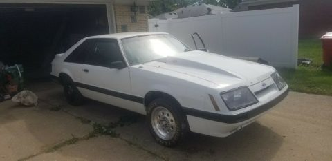 street rod 1985 Ford Mustang project for sale