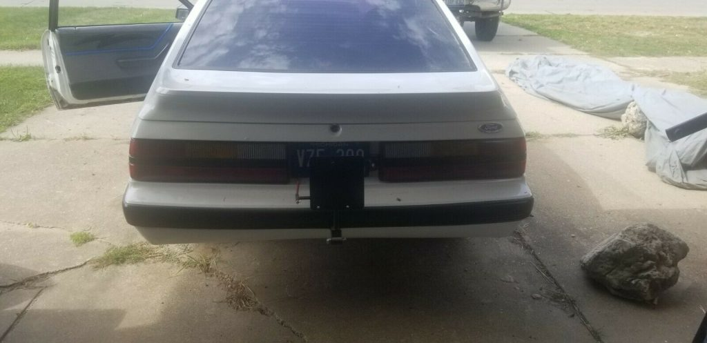 street rod 1985 Ford Mustang project