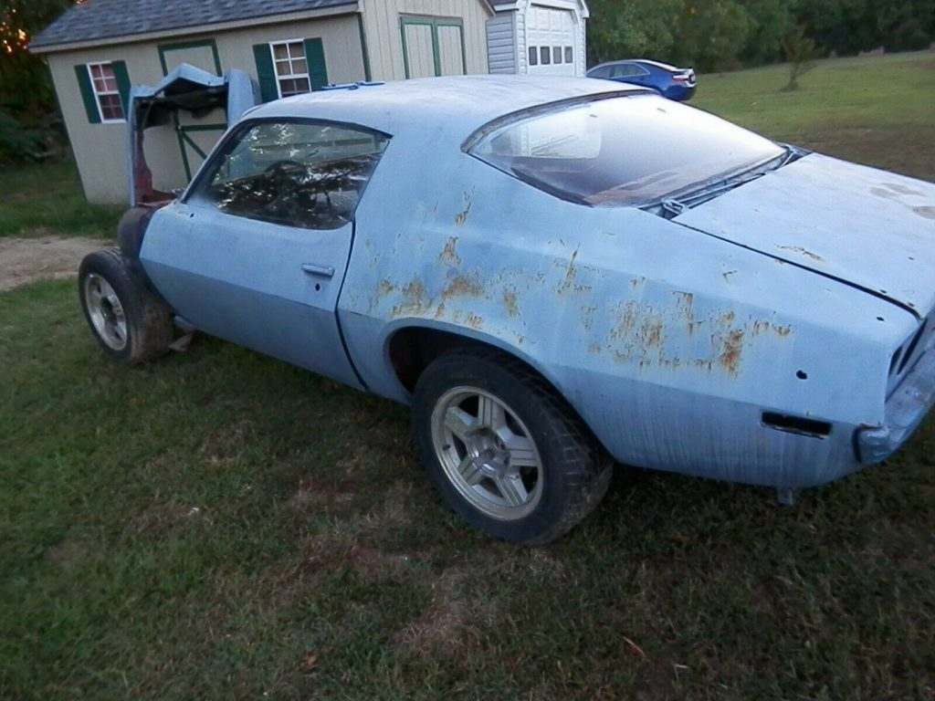 1970 Chevrolet Camaro project
