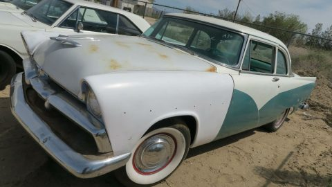 new parts 1956 Plymouth Belvedere 318 v8 Project for sale