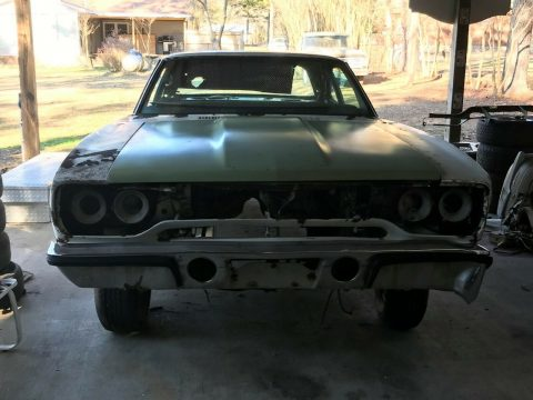 original 1970 Plymouth Road Runner project for sale