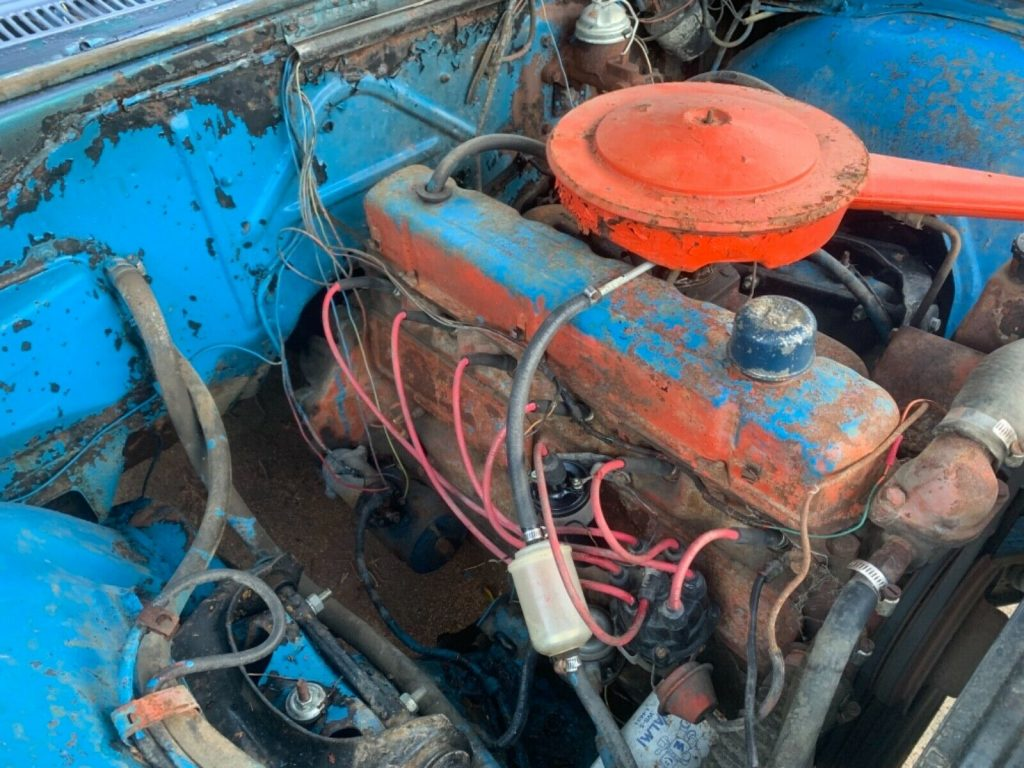 rare 1965 Chevrolet Impala project