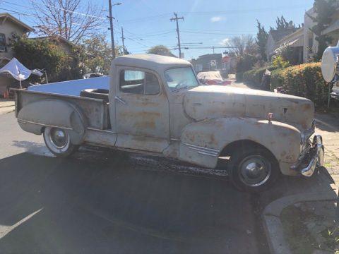 vintage 1947 Hudson Pickup project for sale