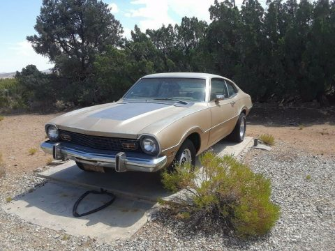 solid 1973 Ford Maverick project for sale