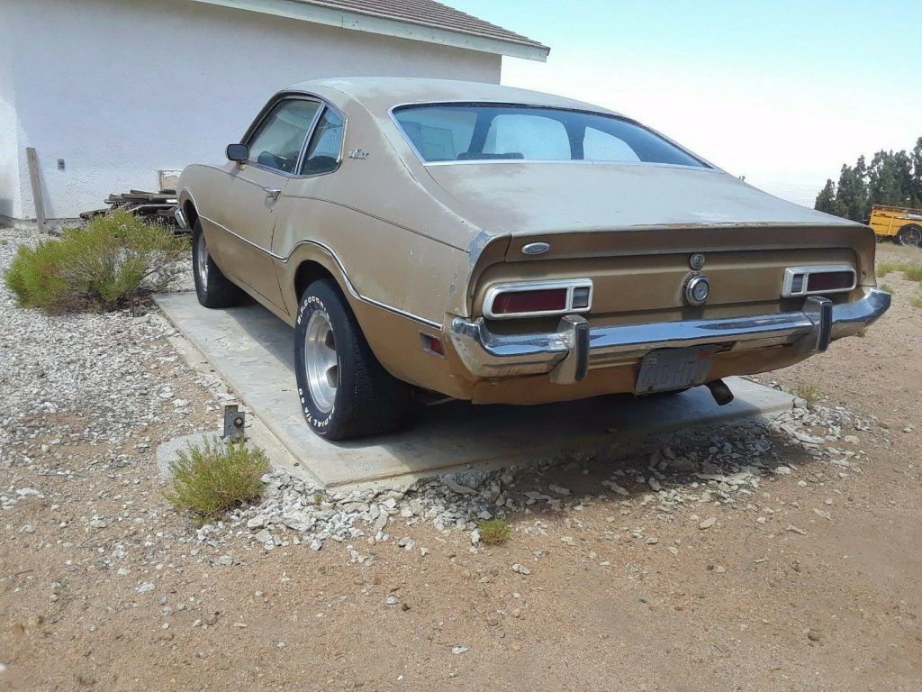 solid 1973 Ford Maverick project