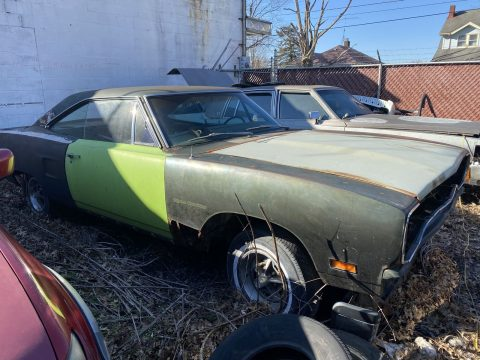 new sheetmetal 1970 Plymouth Satellite project for sale