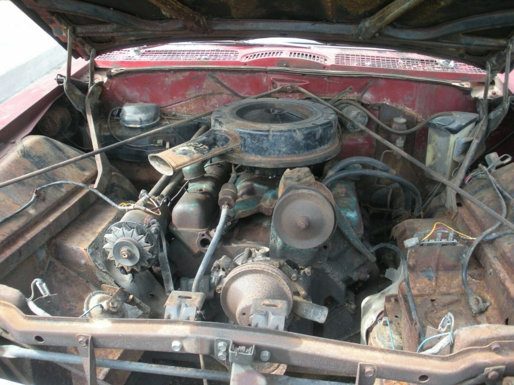 needs a lot of work 1961 Buick LeSabre project