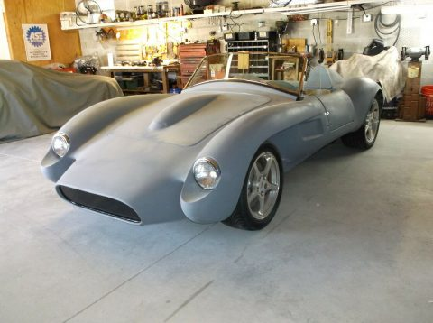 needs finishing 1957 Ferrari 250 Replica project for sale