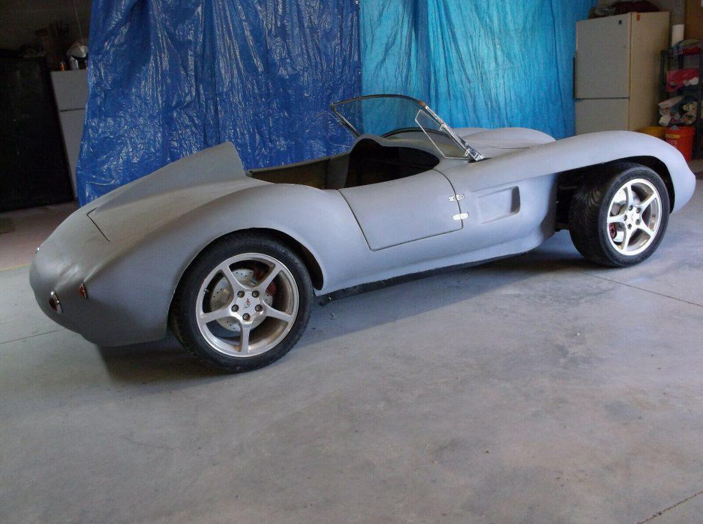 needs finishing 1957 Ferrari 250 Replica project