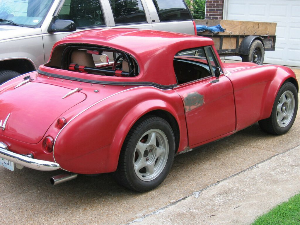 needs tlc 1962 Austin Healey 3000 replica project