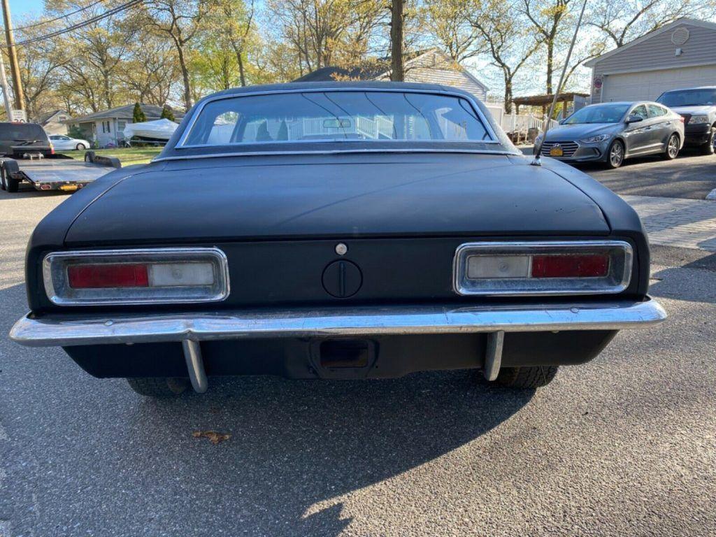 needs TLC 1967 Chevrolet Camaro project