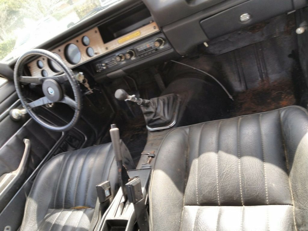 missing engine 1975 Chevrolet Vega project