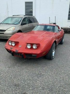 original paint 1976 Chevrolet Corvette stingray Project for sale