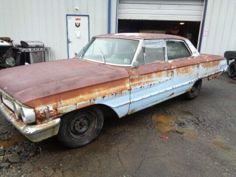 great starter project 1964 Ford Galaxie 500 project for sale