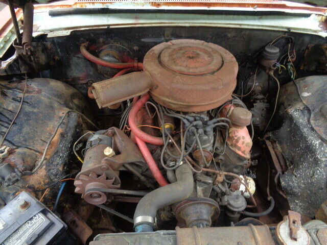 great starter project 1964 Ford Galaxie 500 project