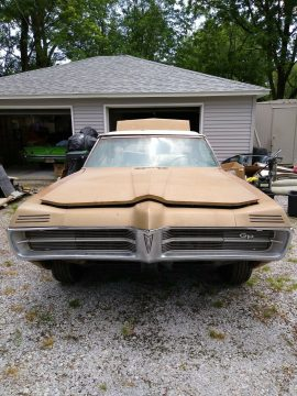 lot of new parts 1967 Pontiac Grand Prix project for sale