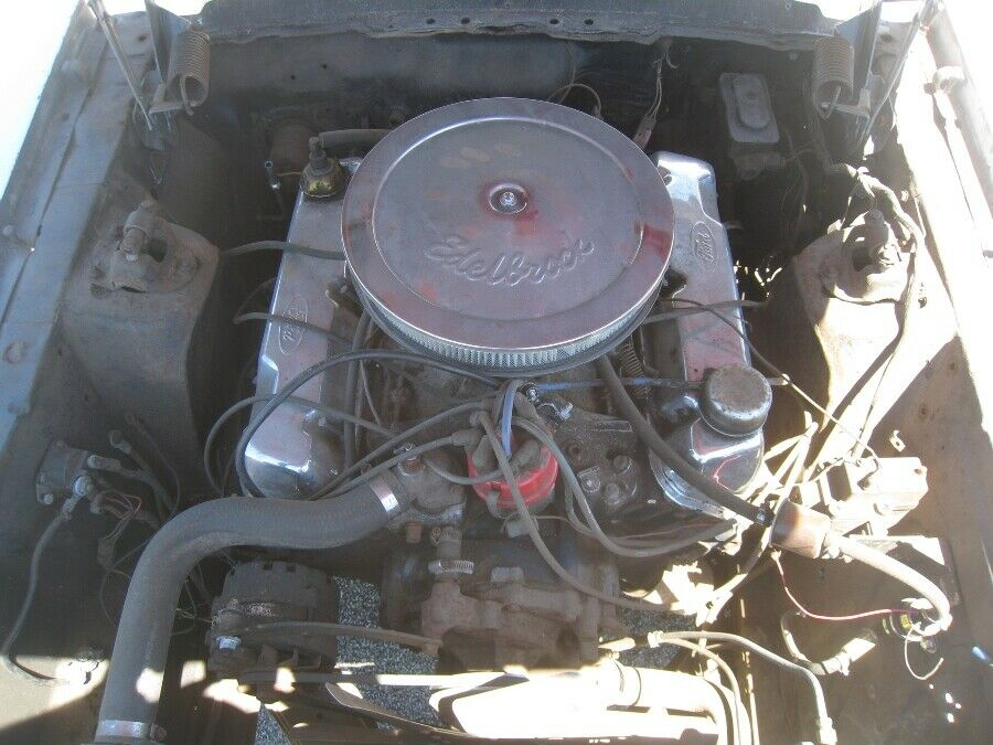 needs complete restoration 1968 Ford Mustang GT project