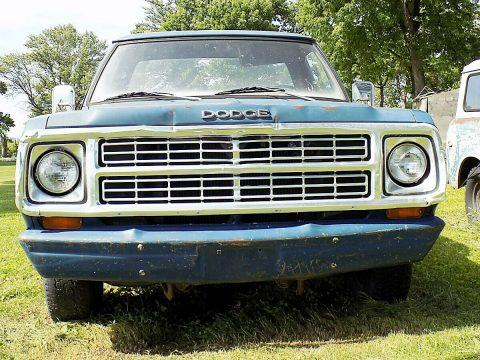 new parts 1979 Dodge Pickup project for sale