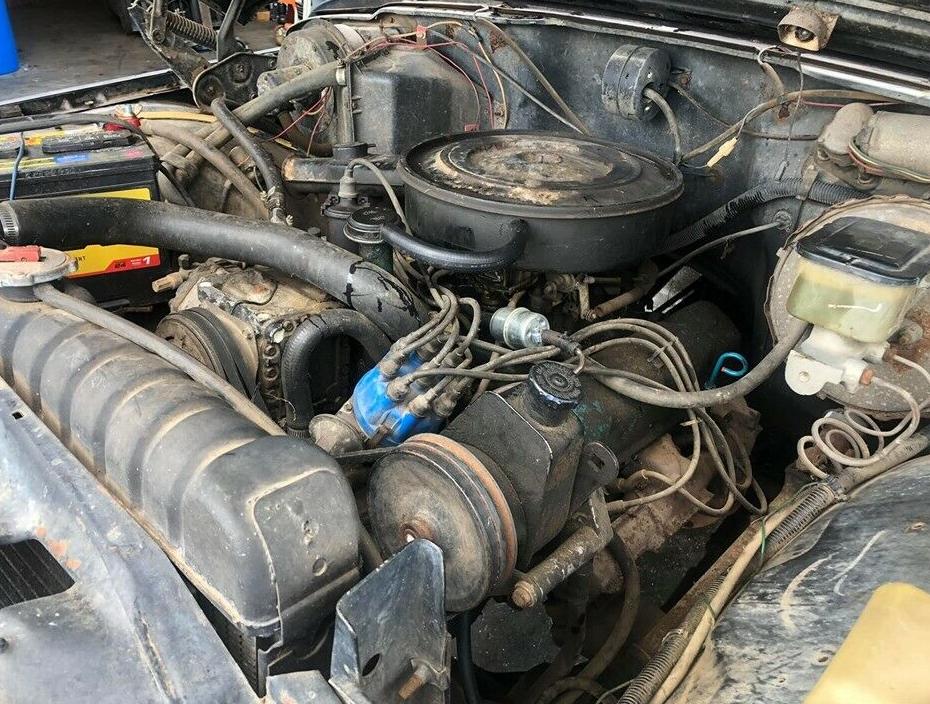 solid 1981 Jeep J10 Laredo project