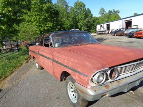 Thunderbolt CLONE 1964 Ford Fairlane 500 project for sale
